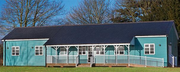 Pavilion Bowcliffe Hall