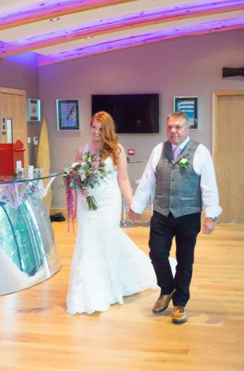 Wedding Bowcliffe Hall