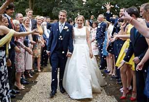 Romy Stuart Wedding