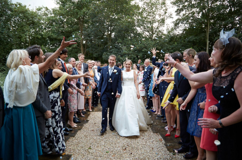 Romy and Stuart Wedding Bowcliffe Hall
