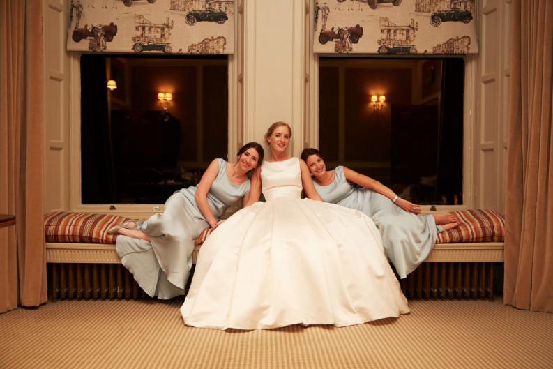 Romy and Stuart Wedding Bowcliffe Hall