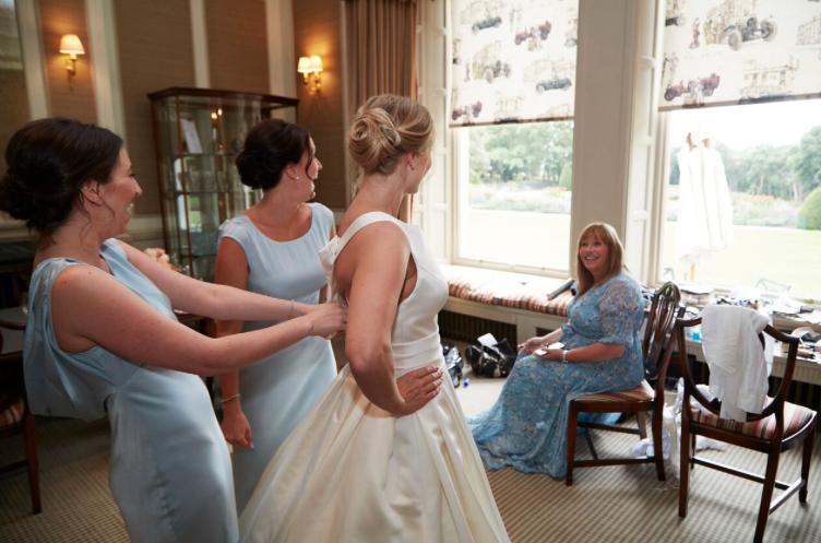 Romy And Stuart S Elegant Wedding At Bowcliffe Hall