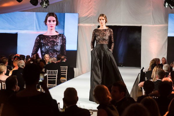 The Prince's Trust and Lexus Leeds 40th Anniversary Fashion Dinner - Picture date Thursday 17 November, 2016 (Bowcliffe Hall, Bramham, West Yorkshire) Photo credit should read: Jonathan Pow/jp@jonathanpow.com REF : POW_161117_225249