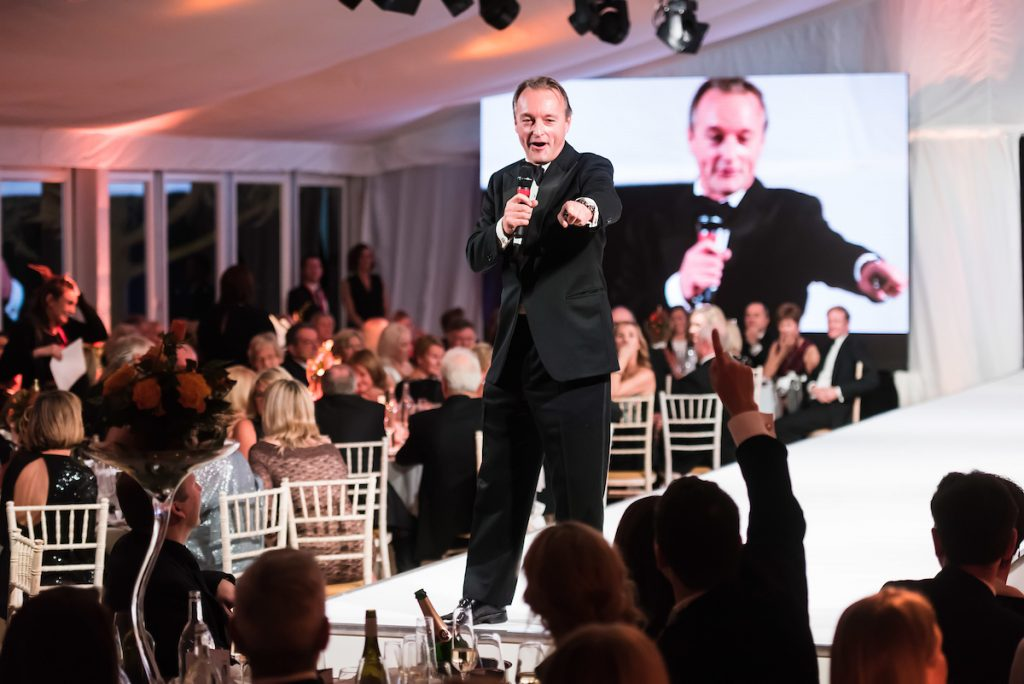The Prince's Trust and Lexus Leeds 40th Anniversary Fashion Dinner Photo credit: Jonathan Pow/jp@jonathanpow.com