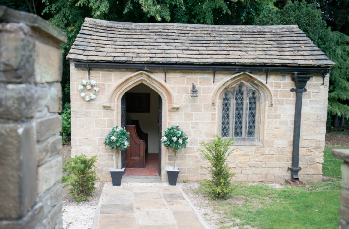 Chapel at Bowcliffe Hall
