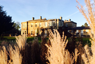Bowcliffe Hall Winter Gardening