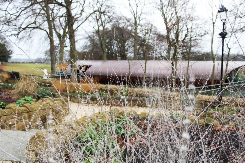 Bowcliffe Winter Garden - Blackburn Wing