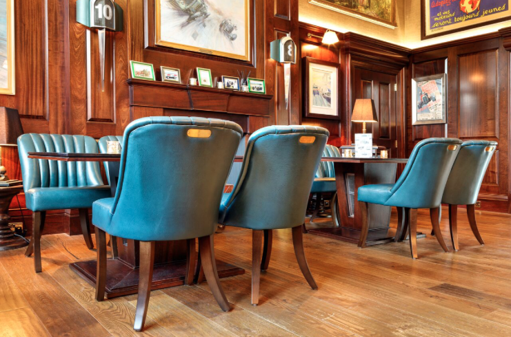 Park Your Derrière in Style – the Bentley Blower Chairs Arrive at ...