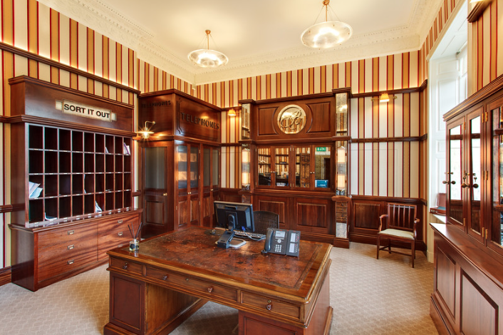 Reception renovation at Bowcliffe Hall