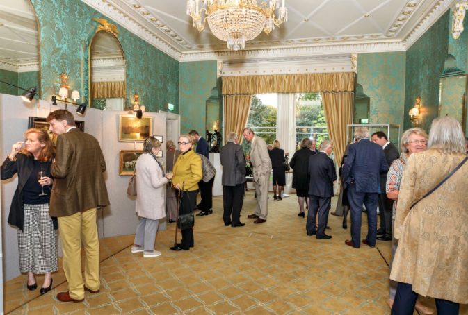 Bonhams Private Preview Bowcliffe Hall
