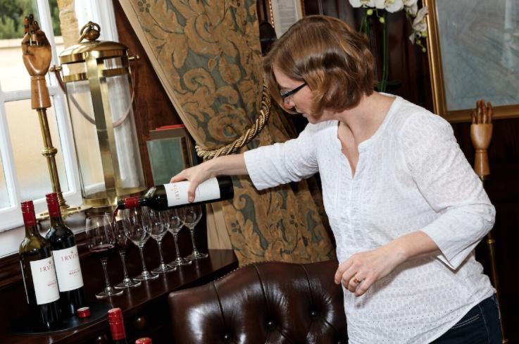 Irvine wine tasting
