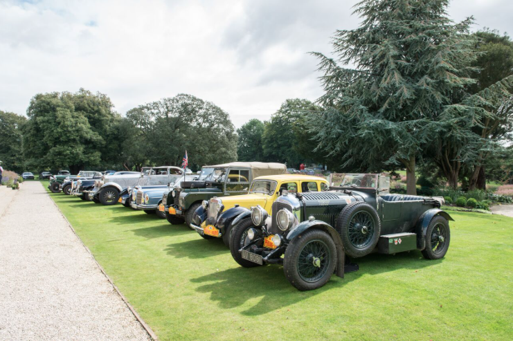 Peking to Paris Rally Reunion Bowcliffe Hall