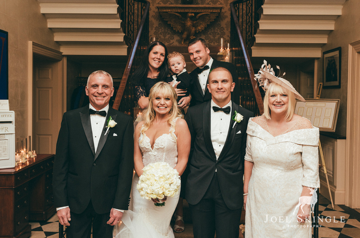 Rachel and Marek's Wedding at Bowcliffe Hall Image © Joel Skingle Photography