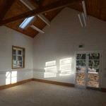 Cricket Pavilion Internal