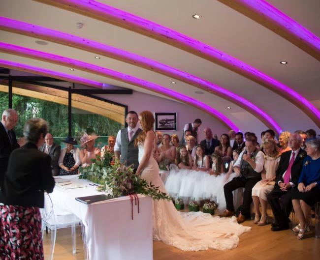 Blackburn Wing Wedding
