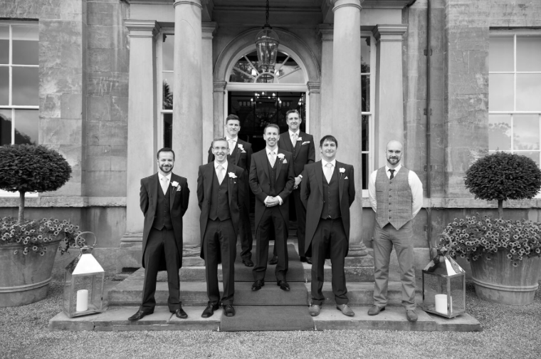 Romy and Stuart Wedding at Bowcliffe Hall