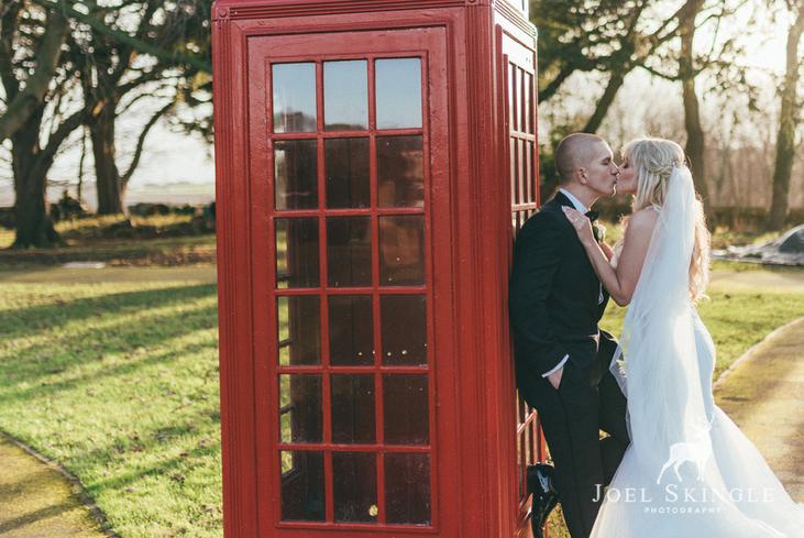 Rachel and Marek's Wedding at Bowcliffe Hall Image © Joel Skingle Photography