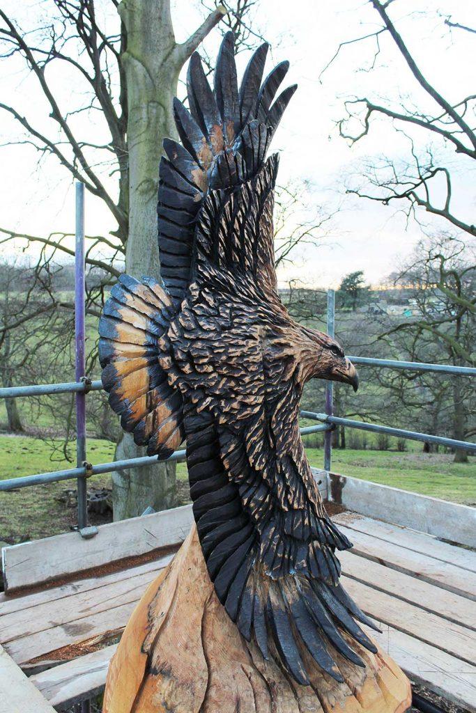 The Eagle at Bowcliffe Hall